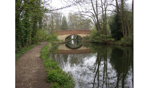 Frimley green canal