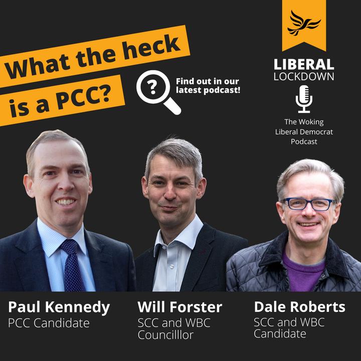 PCC Podcast - Woking Lds